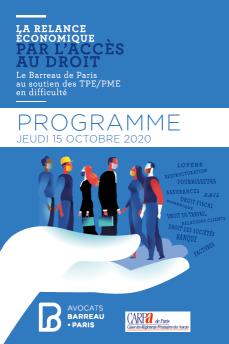 Programme journée 15-10 - Accès au droit TPEPME