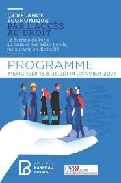 Programme journée 13 - 14 janvier